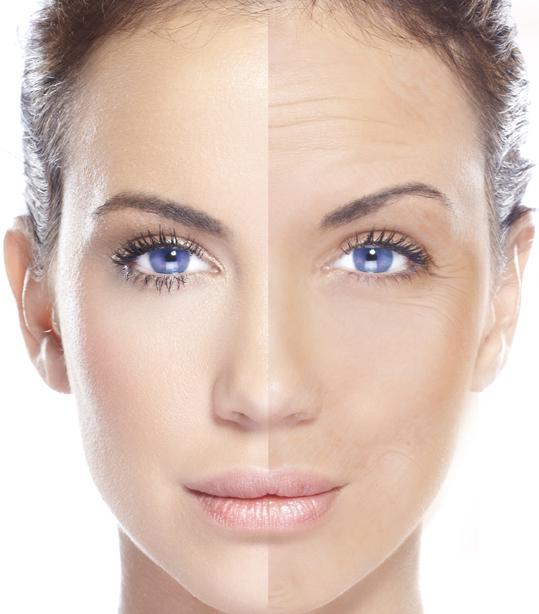 Skin Types - anti aging