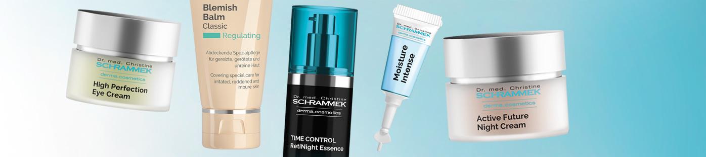 Skin Types - dermacosmetics 670x150px n