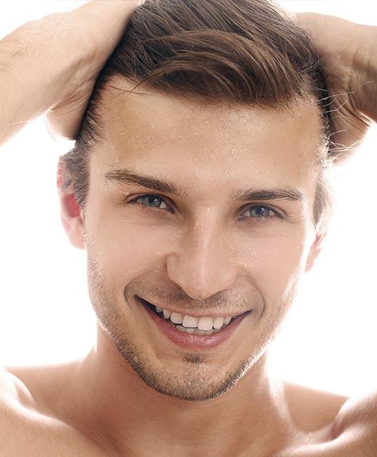 Skin Types - men